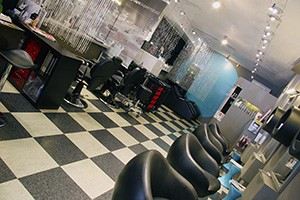 Our salon Oxygene at Glebe
