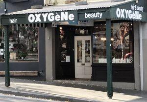 Oxygène Salon Exterior