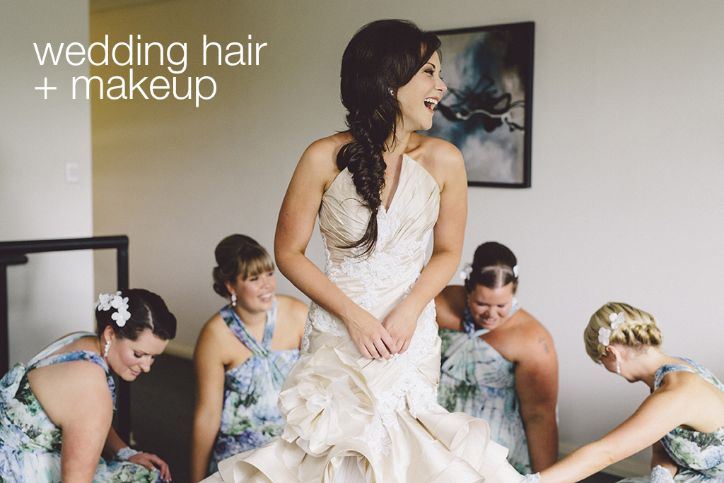 Oxygene Salon Glebe NSW. Wedding and special event hair and make up